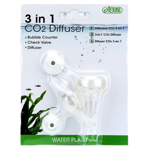 Ista 3 in 1 Compact Co2 Diffuser