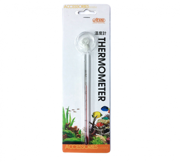 ista glass thermometer